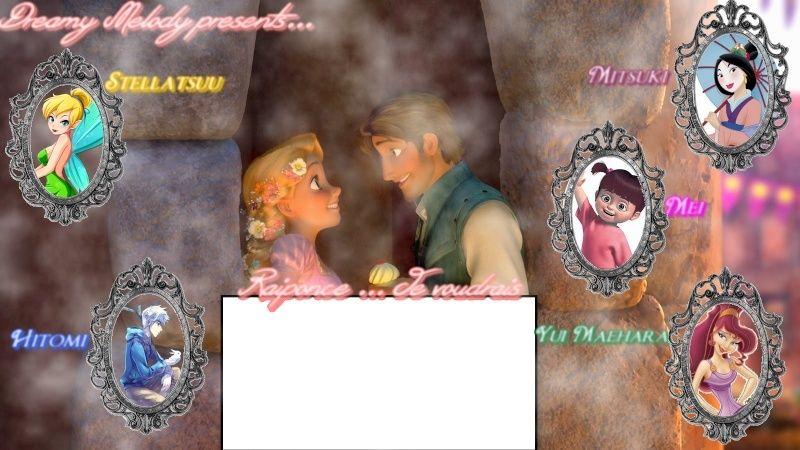 Raiponce ~~ Je voudrais - Page 2 Dreamy11