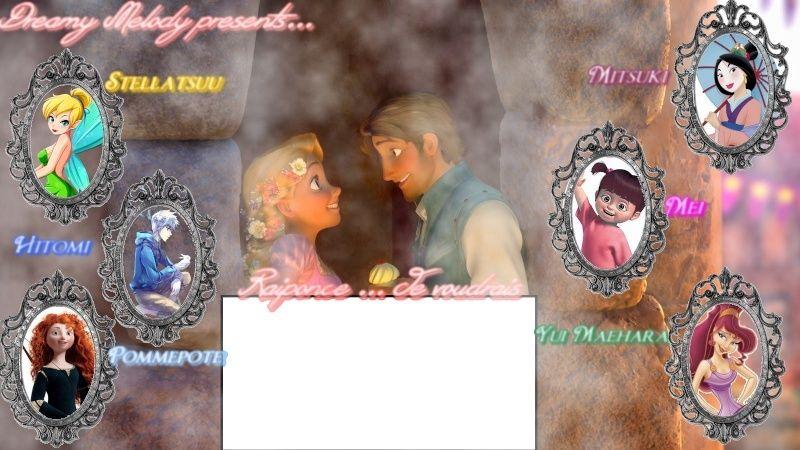 Raiponce ~~ Je voudrais - Page 2 Dreamy12