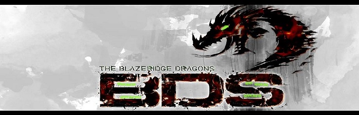 Blazeridge Dragons