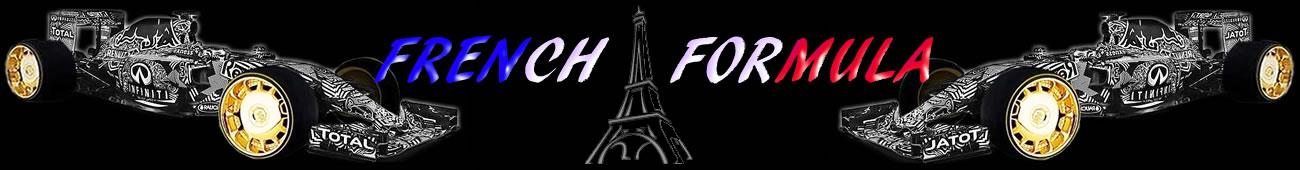 Forum de la  team FRENCH  FORMULA