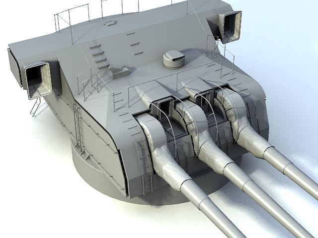 char type landcreuzer P 1000 Ratte jamais construit - Page 11 101610