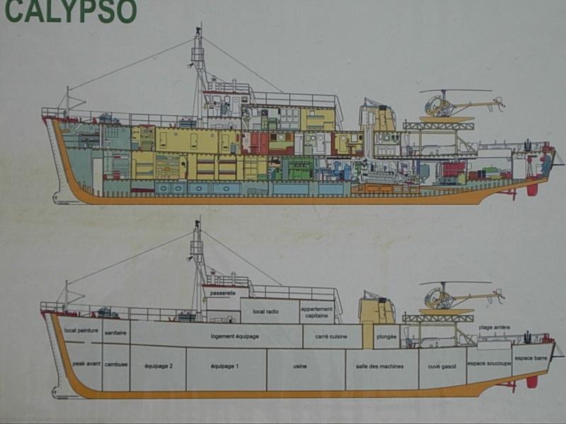 la Calypso sur plan STAB au 1/50è  Calyps10