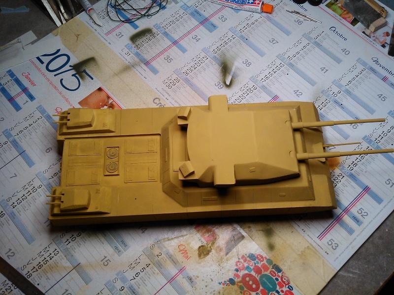 char type landcreuzer P 1000 Ratte jamais construit - Page 13 Img_2060