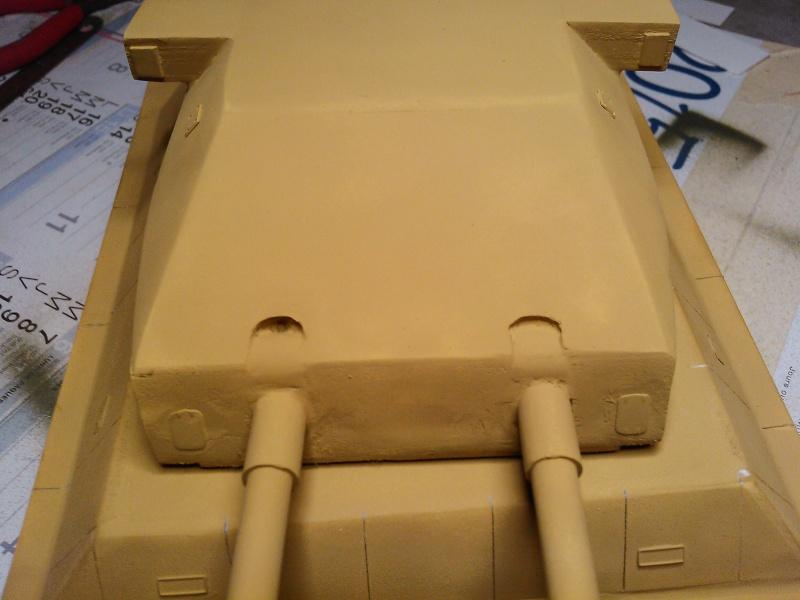 char type landcreuzer P 1000 Ratte jamais construit - Page 13 Img_2068
