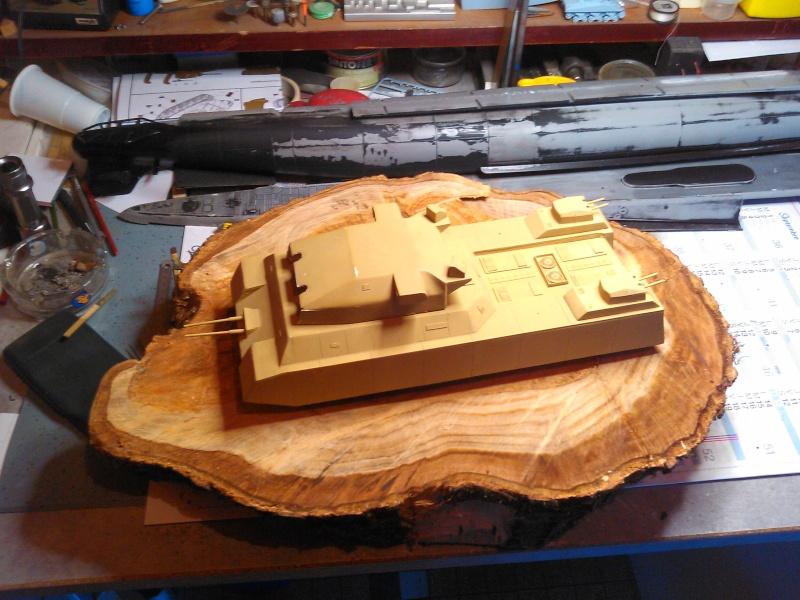 char type landcreuzer P 1000 Ratte jamais construit - Page 13 Img_2080