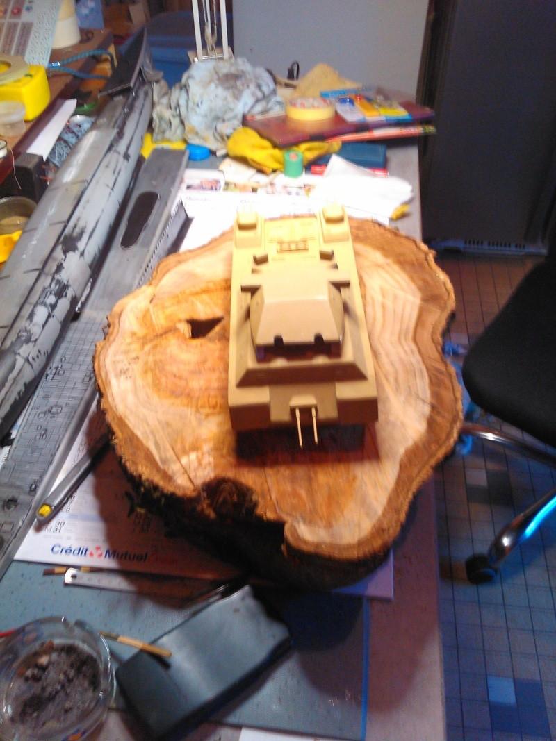 char type landcreuzer P 1000 Ratte jamais construit - Page 13 Img_2081