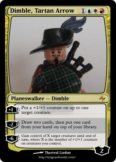 Characters - MtG Dimble10