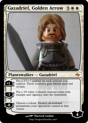 Characters - MtG Gazadr11