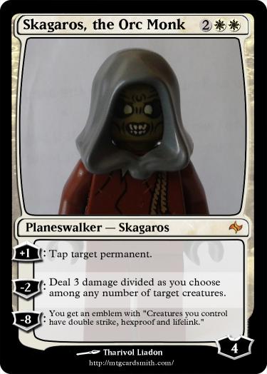 Characters - MtG Skagar10