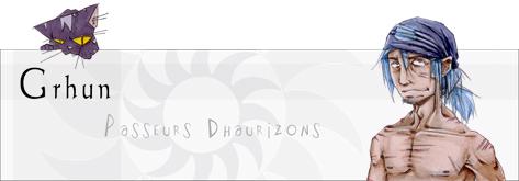 I.II Le Grimoire des Passeurs - Fondation : Le Blason Grhun_11