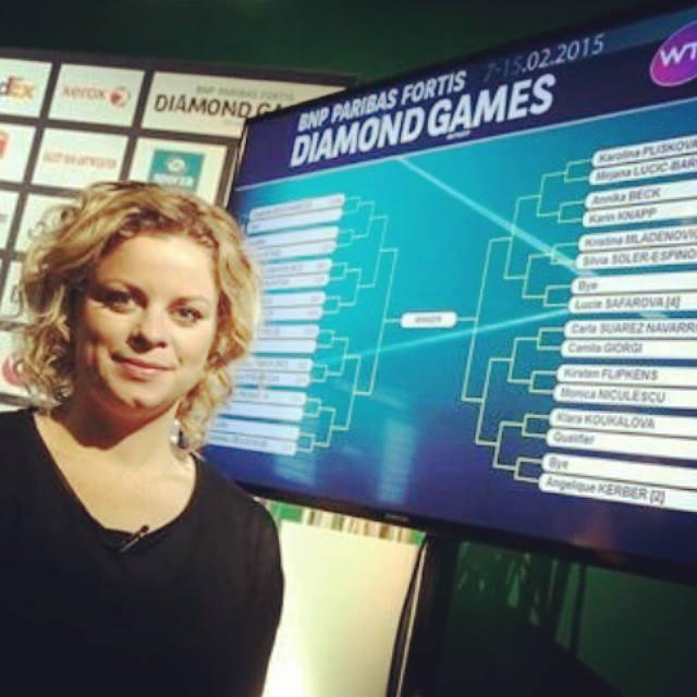 WTA ANVERS 2015 : infos, photo et vidéos 10885110