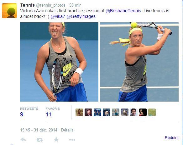 WTA BRISBANE 2015 : infos, photos et vidéos Aza10