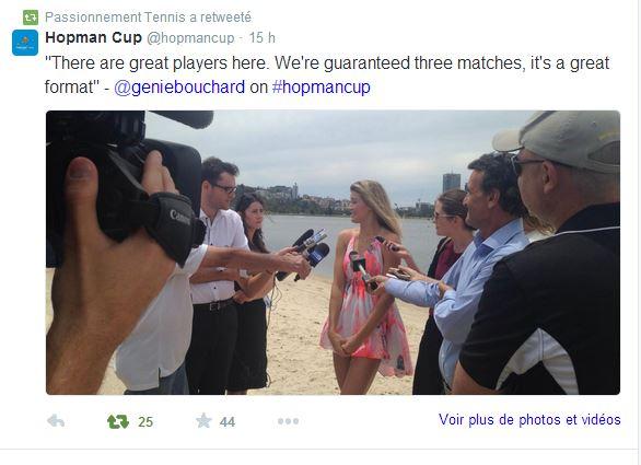 LA HOPMAN CUP 2015 - Page 2 Boucah10