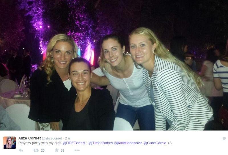 WTA DUBAI 2015 : infos, photos et vidéos - Page 4 Dubai10