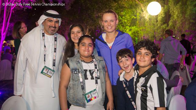 WTA DUBAI 2015 : infos, photos et vidéos - Page 5 Dubai11