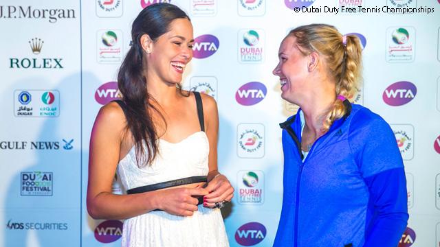 WTA DUBAI 2015 : infos, photos et vidéos - Page 5 Dubai12
