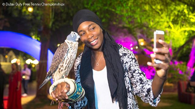 WTA DUBAI 2015 : infos, photos et vidéos - Page 5 Dubai311