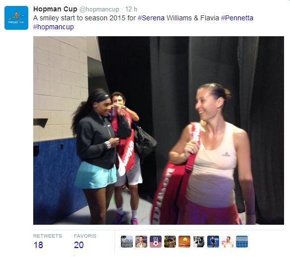 LA HOPMAN CUP 2015 - Page 4 Hopman10