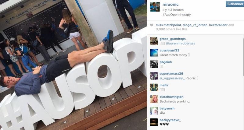 OPEN D'AUSTRALIE HOMMES 2015 : les photos et vidéos - Page 5 Ilos10