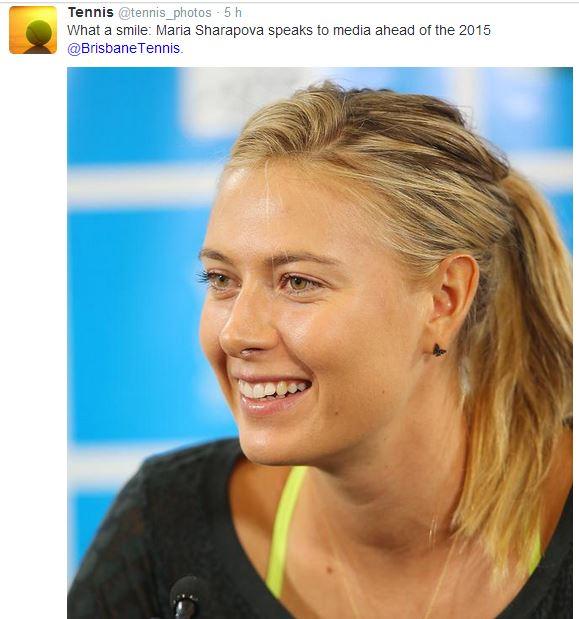 WTA BRISBANE 2015 : infos, photos et vidéos Maria11