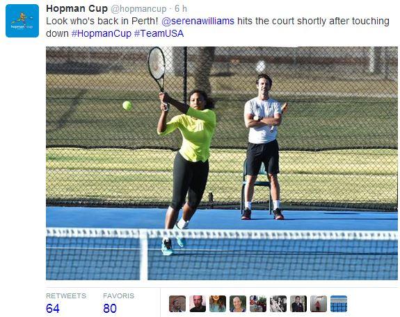 LA HOPMAN CUP 2015 - Page 3 Serena10