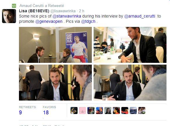 ATP GENEVE 2015 : infos, photos et vidéos Stan11