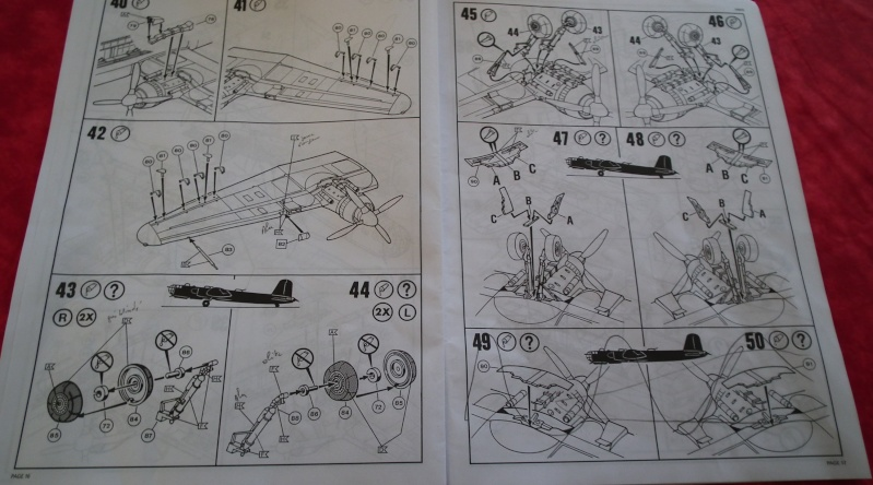 [Revell] heinkel 177- A5 Greif      - FINI Dscf3535