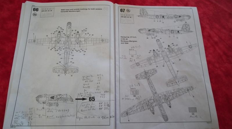 [Revell] heinkel 177- A5 Greif      - FINI Dscf3539