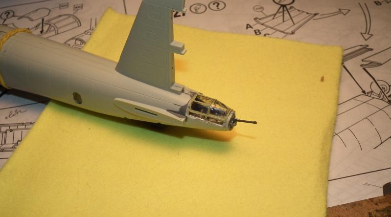 [Revell] heinkel 177- A5 Greif      - FINI Dscf3549