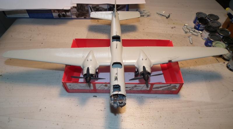 [Revell] heinkel 177- A5 Greif      - FINI Dscf3611