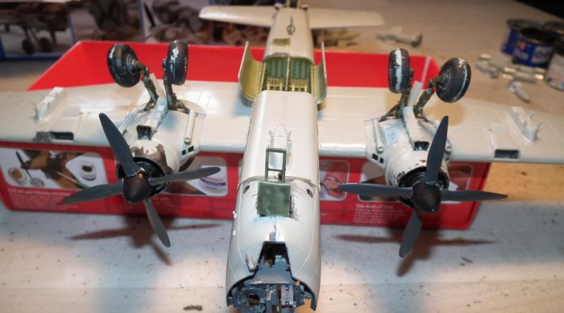 [Revell] heinkel 177- A5 Greif      - FINI Dscf3614