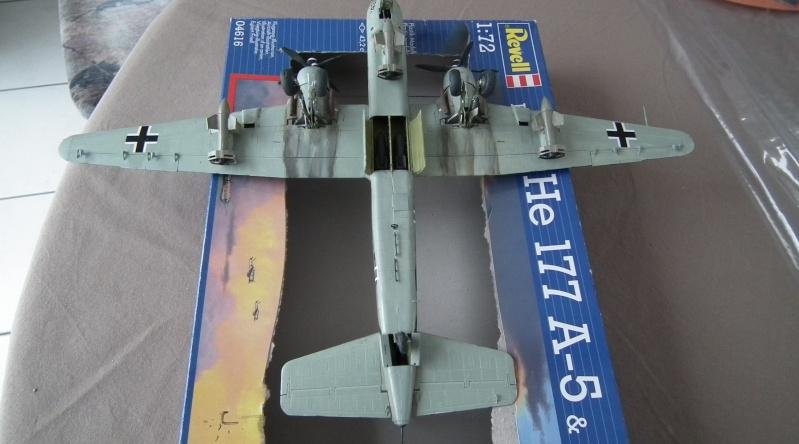 [Revell] heinkel 177- A5 Greif      - FINI Dscf3620