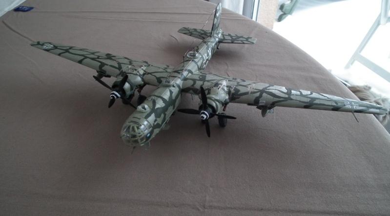 [Revell] heinkel 177- A5 Greif      - FINI Dscf3625