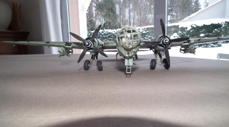 [Revell] heinkel 177- A5 Greif      - FINI Dscf3626