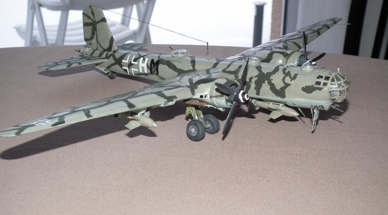 [Revell] heinkel 177- A5 Greif      - FINI Dscf3627