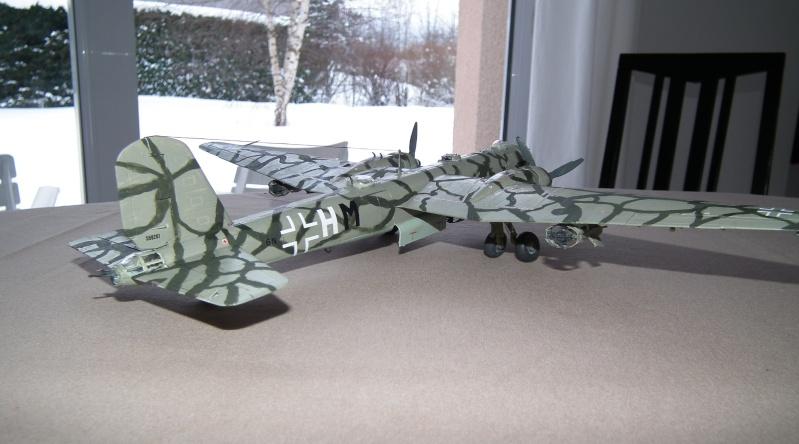 [Revell] heinkel 177- A5 Greif      - FINI Dscf3628