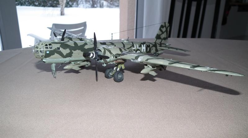 [Revell] heinkel 177- A5 Greif      - FINI Dscf3629