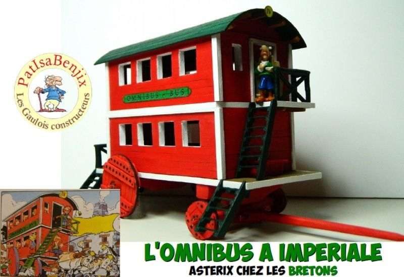 La Tour de Londinium et l'omnibus à imperiale Omnibu10