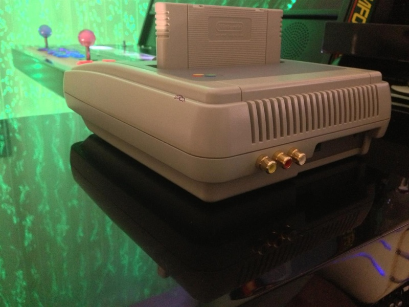 Mes bornes d'arcade : Sega Blast City MAJ 24/05/13 seconde borne Delta 32 RS HD - Consolisation MVS/AW - Page 3 1110