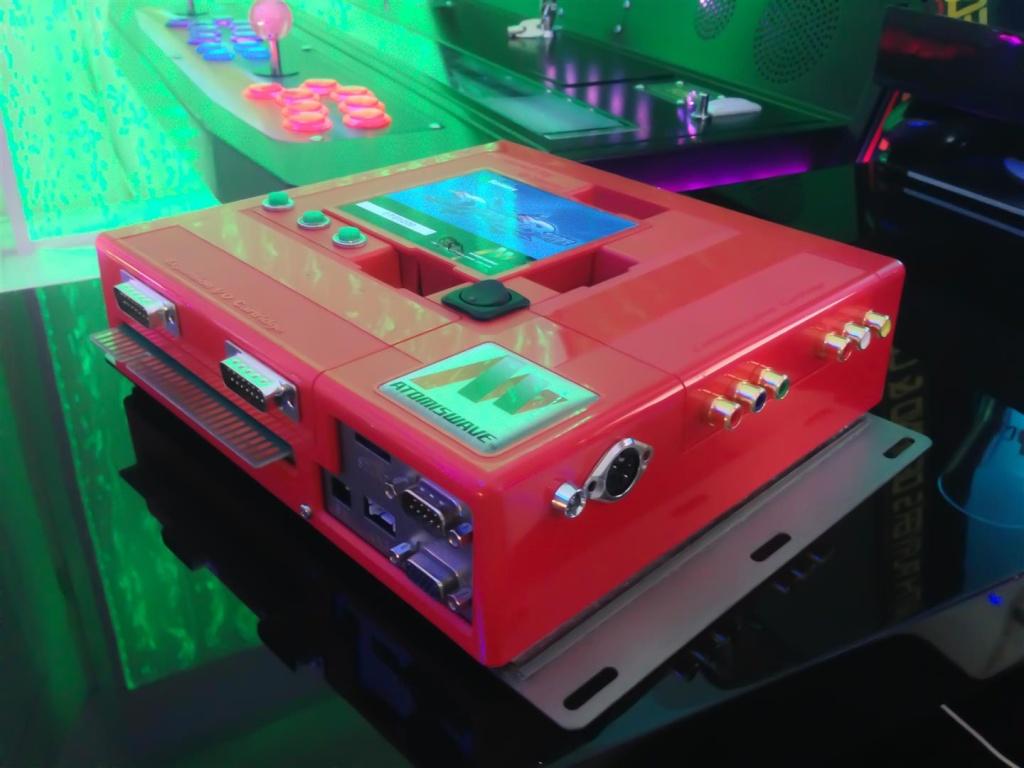 Mes bornes d'arcade : Sega Blast City MAJ 24/05/13 seconde borne Delta 32 RS HD - Consolisation MVS/AW - Page 3 Img_1410