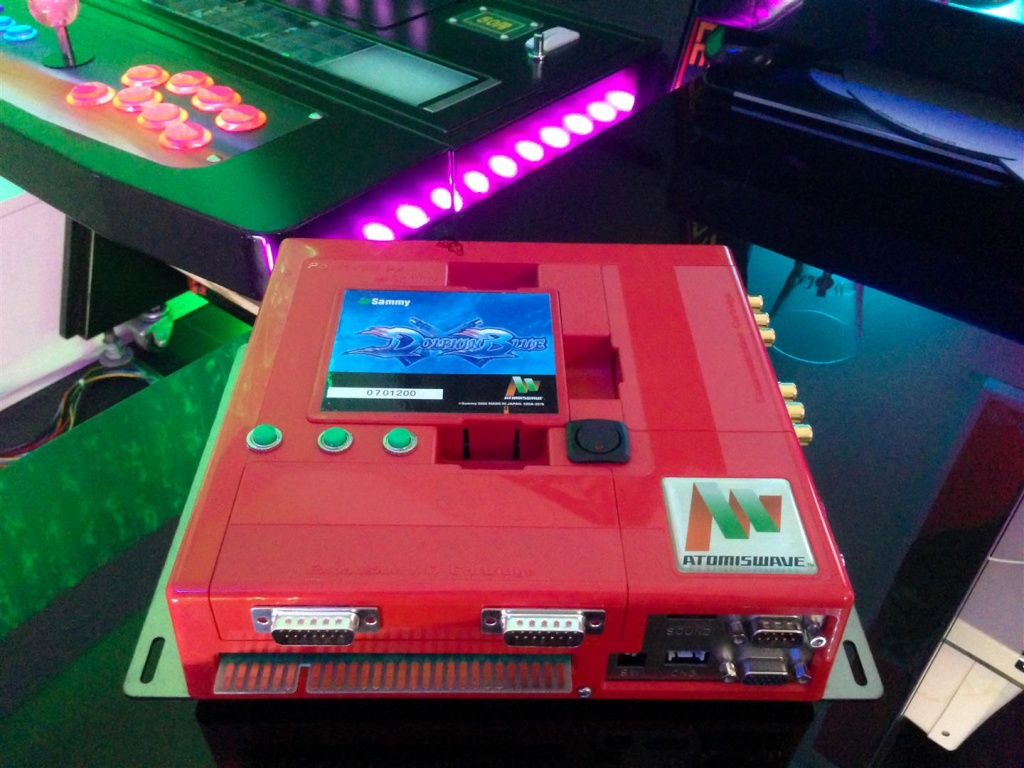 Mes bornes d'arcade : Sega Blast City MAJ 24/05/13 seconde borne Delta 32 RS HD - Consolisation MVS/AW - Page 3 Img_1411