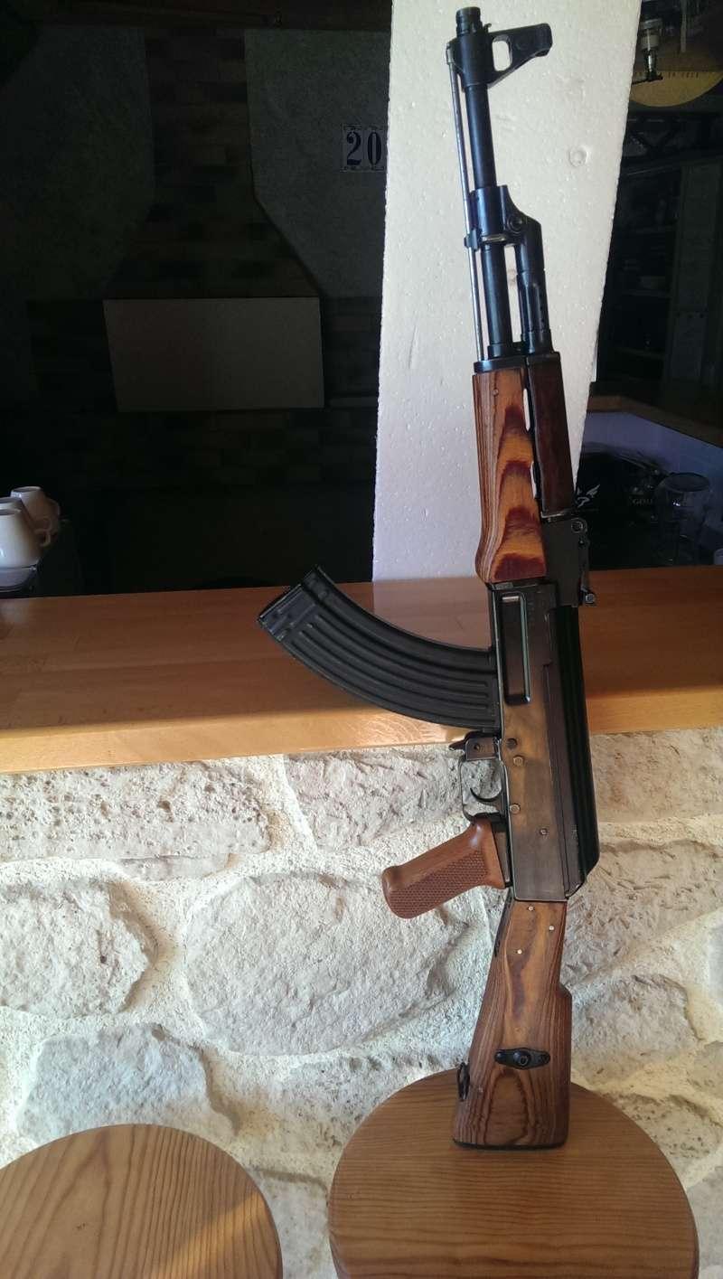 présentation  AK47  polonaise  Imag0010
