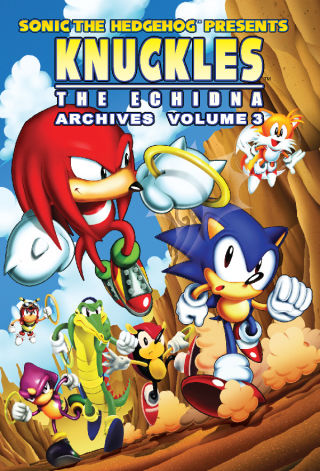 Anniversary: Knuckles the Echidna and Sonic 3 Turn 21 17yt9p10