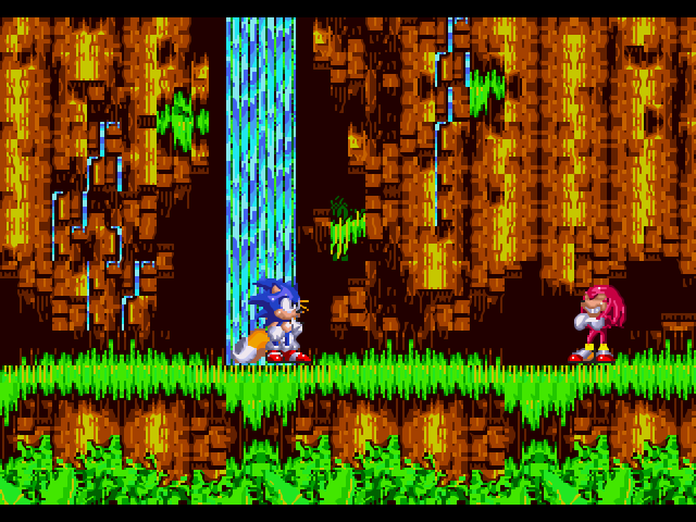 Anniversary: Knuckles the Echidna and Sonic 3 Turn 21 Sonic-10