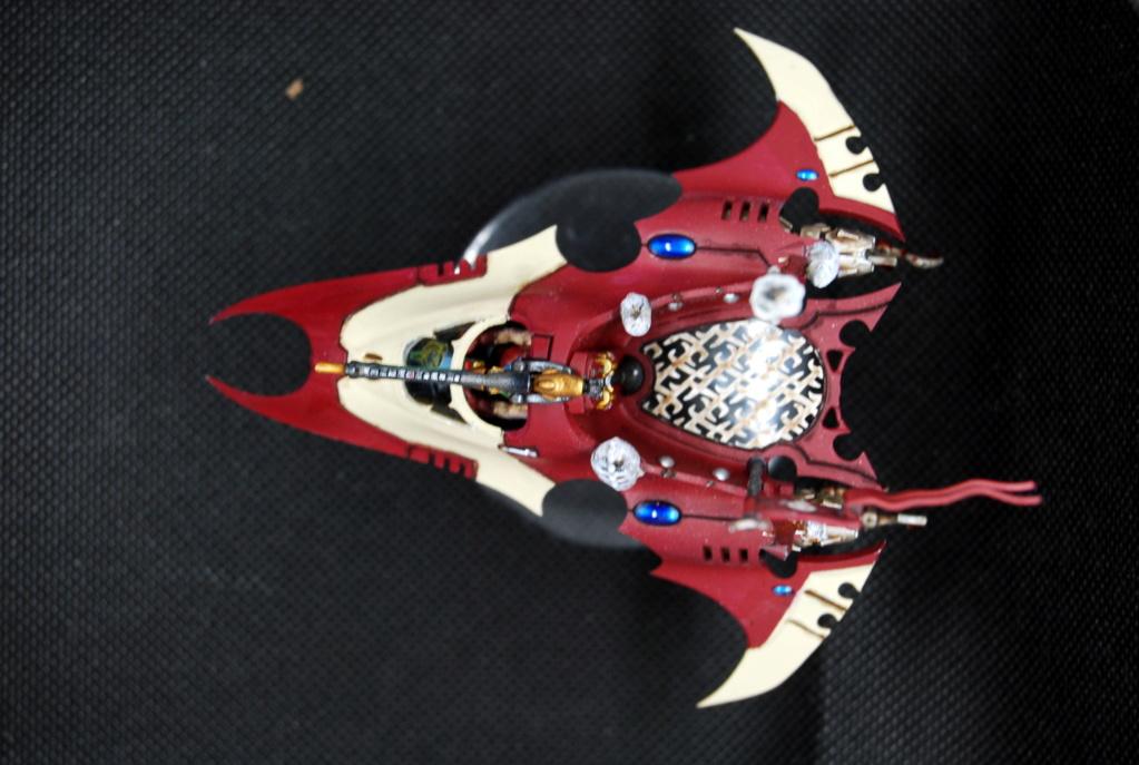 La kabale du Crâne écorché, Cult Wych du chagrin rouge Dsc_0014