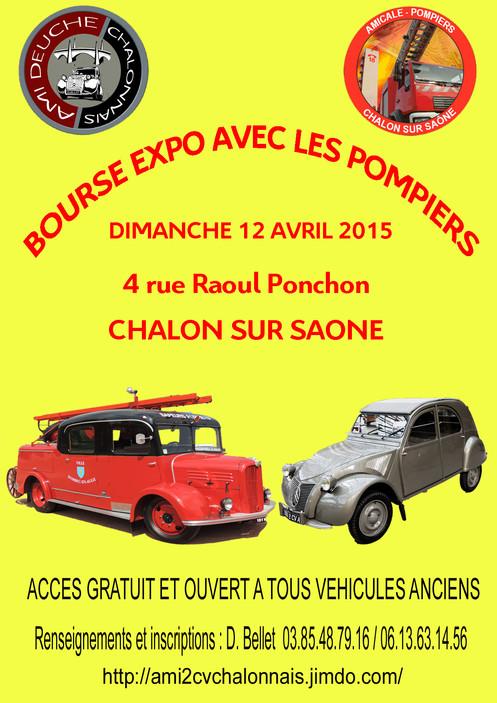 [71] Bourse / expo avec les pompiers à Chalon le 12/04/2015 2015bo10