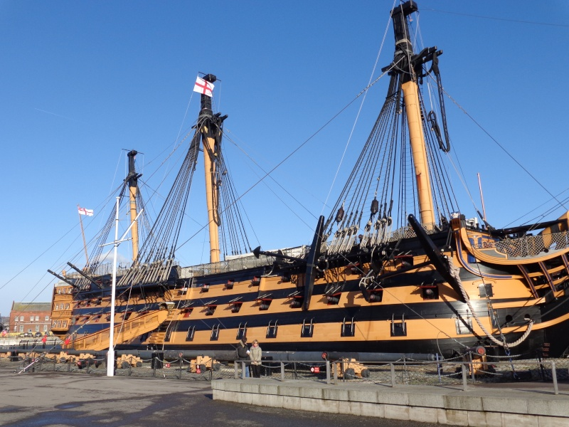 victory - HMS Victory Dsc01314