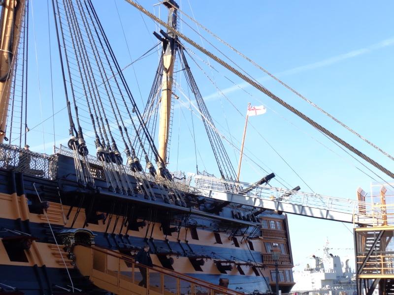 victory - HMS Victory Dsc01420