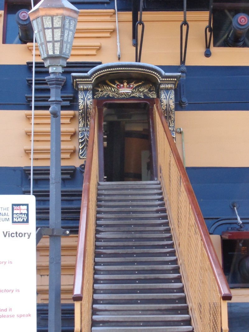 victory - HMS Victory Dsc01423