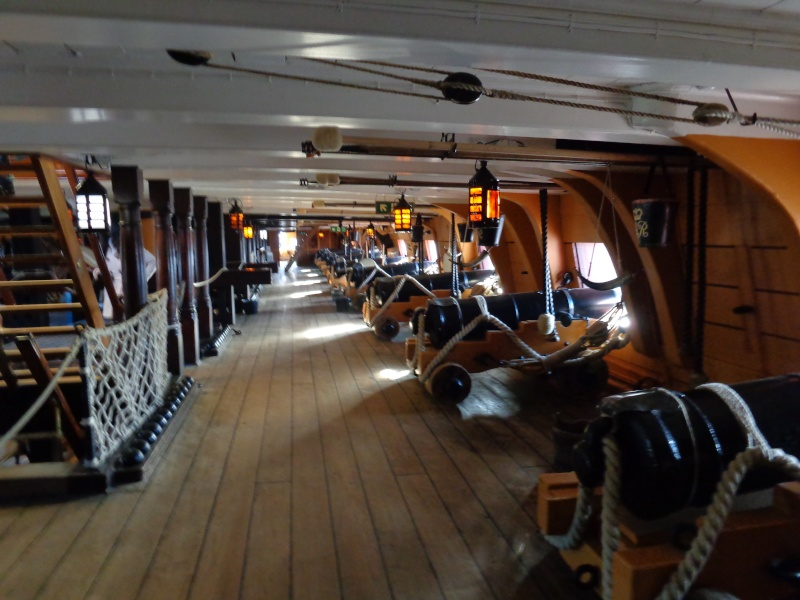 victory - HMS Victory Dsc01461